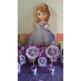 Princesita Sofia - Candy Bar . Cumple Completo Para 20 Niños
