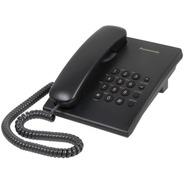 Telefono Panasonic Kxts 500 Negro