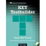 Libro De Inglés Ket Testbuilder. Macmillan