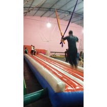 Air Track Para Gimnasia Artistica Sin Turbina
