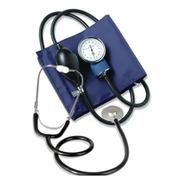 Tensiometro Manual Silfab Aneroide Profesional  Estetoscopio