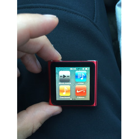 Ipod Nano 6 Gen De 16gb