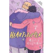 Heartstopper 4 - Alice Oseman - V&r - Libro