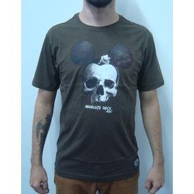 Camiseta Absolute Rock Mickey