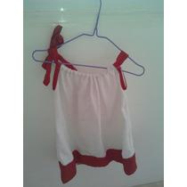Vestido De Niña, Tela Importada, Talla De 1-3 Años