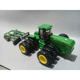 Tractor Jhon Deere Con Arrastre 1:64
