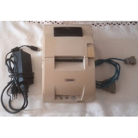 Tickera Impresora Epson Tm U220d Model M188d