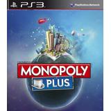 Monopoly Plus Ps3 Español Lgames