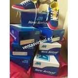 Zapatos Tricolor Venezuela Talla 35 A 46 Originales Gimnasio