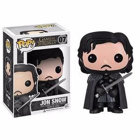 Funko Pop! Jon Snow #07 Game Of Thrones Boneco Figure