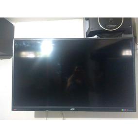 Televisor 39 Pulgadas Como Nuevo Base Plegable Incluida!!!