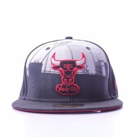 Gorra New Era Round Dway Chicago Bullss Talla 7.5