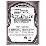 Lote 5 Discos Rígidos 160 Gb Toshiba Sata Notebook A Reparar