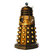 Doctor Who - The Last Dalek + Fascículo - Miniatura