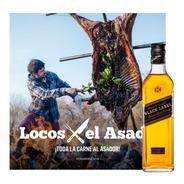 Libro Locos X Asado Toda La Carne Al Asador + Johnnie Walker