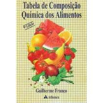 Tabela Composição Quimica Dos Alimentos- 9ª Ed Ebook Pdf