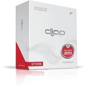 Aplicativos Comerciais Clipp Store 2013 - Compufour