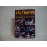 Dvd Música Brasileira- Tom Zé, Paula Lima, Pedro Mariano