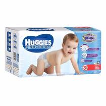 Pañales Huggies Ultraconfort Etapa 3 Niño 216 Pañales