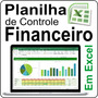 Planilha De Controle Financeiro Excel Despesas Receitas