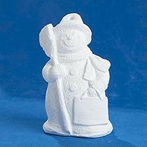 Decoración Colección De 6 Diseñe Su Propia Cerámica Figuras