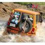 Parachoque Trasero Machito Bt4x4 Rally