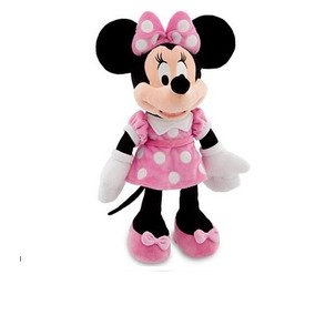 Peluche Mediano Minnie Mouse 45 Cm Original- Disney House St