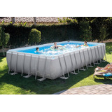 Piscina Estructural Intex 28365 7.32mt X 3.66mt X 1.32mt