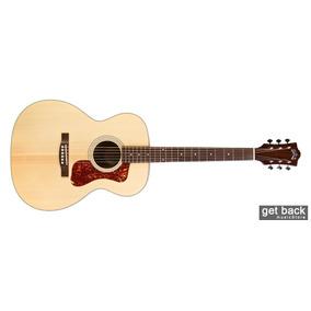 Guitarra Acustica Guild Om-240 E C/funda