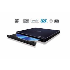 Gravador E Leitor Lg Writer Bp50nb40 Blu-ray Dvd Cd Usb 2.0