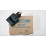 Tascam Dr-10x Portatil