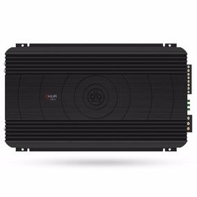 Amplificador Db Drive Okur A7 Clase Ab Fuente De Poder 1000w