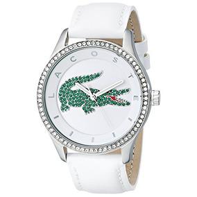 2000893 Reloj De Acero Inoxidable Victoria Lacoste Con...