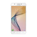 Celular Libre Samsung Galaxy J7 Prime Dorado Con Blanco