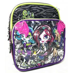 Lancheira Infantil Escolar Monster High Térmica