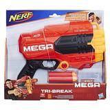 Hasbro Nerf Mega Tri Break Juguetes Blaster Lanzador Regalos
