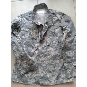 Camisola Us Army Original Acu Digital Gris Small Xshort