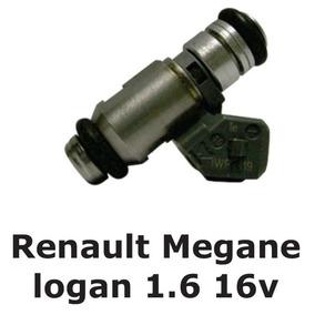 Bico Injetor Logan Clio Megane Kangoo Scenic - 1.6 16v Flex