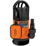 Bomba Sumergible De 1 Hp Para Agua Sucia Truper C12603