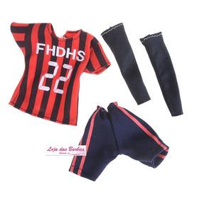 Roupa Futebol Para Boneco 1 6 Falcon Gi Joe Action Figure 44 · R  29 21e89e1dd69c0