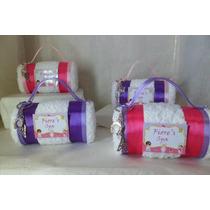 Souvenirs Spa Nenas Infantiles Personalizados Boda X10