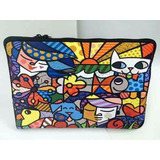 Case P/ Notebook Simples 15 - Romero Britto