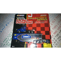 Trailer Edición Especial Nascar Racing Champion Lyly Toys