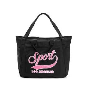 Bolsa Bolso Juicy Couture Deportiva Negra 100% Original
