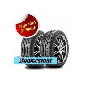 Kit 02 Pneus 195/60 R15 Bridgestone Turanza Er300