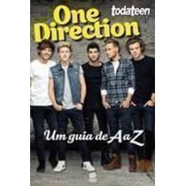 Livro One Direction - Um Guia De A A Z Todateen Books