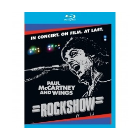 Blu-ray Paul Mccartney And Wings - Rockshow In Concert, On F