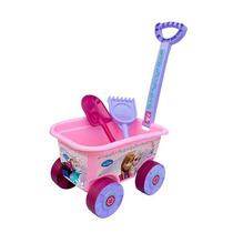 Caminhão De Praia Brinquedo Wagon Da Frozen 1708 Multibrink