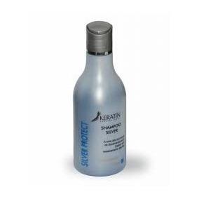 Shampoo Silver Protect Keratin