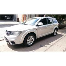 Dodge Journey 2014 Sxt 2.4 3 Filas